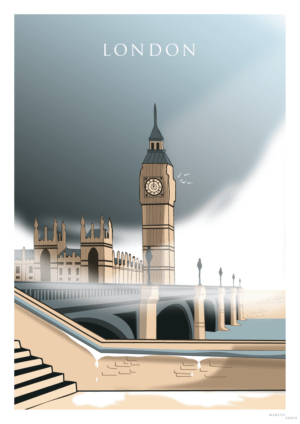 Poster Londres