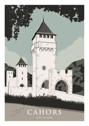 affiche cahors